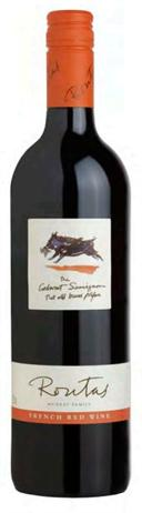 Chateau Routas Wild Boar Red